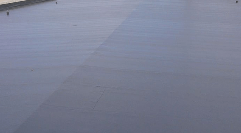 single ply roofing